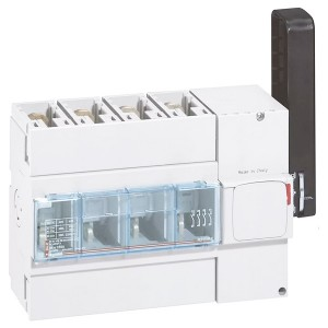 Выключатель-разъединитель Legrand DPX-IS 250 без дистанционного отключения 160A 4п рукоятка справа