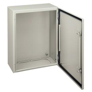 Шкаф металлический Schneider Electric CRN IP66 250х200х150 с монтажной платой