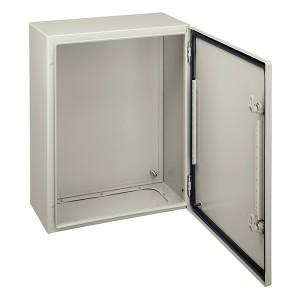 Шкаф металлический Schneider Electric CRN IP66 1000х600х300 с монтажной платой