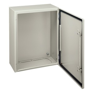 Шкаф металлический Schneider Electric CRN IP66 1000х800х300 с монтажной платой