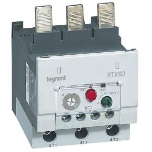 Тепловое реле с дифференциальной защитой Legrand RTXз 100 18-25A для CTXз 100 3Р