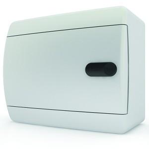 Щит навесной Tekfor 6 (1x6) модулей IP41 непрозрачная белая дверца CNN 40-06-1