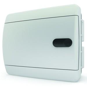 Щит встраиваемый Tekfor 6 (1x6) модулей IP41 непрозрачная белая дверца CVN 40-06-1