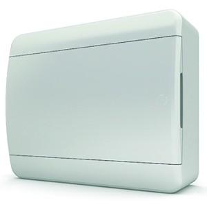 Щит навесной Tekfor 12 (1x12) модулей IP41 непрозрачная белая дверца BNN 40-12-1