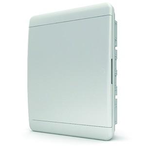 Щит встраиваемый Tekfor 24 (2x12) модуля IP41 непрозрачная белая дверца BVN 40-24-1