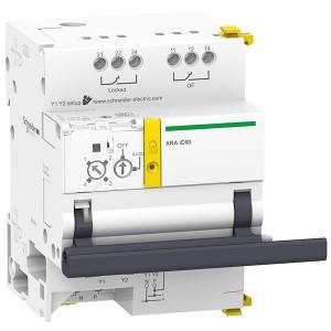 Автоматическое устройство повторного включения ARA  для iC60 Acti 9 Schneider Electric 1P, 1P+N, 2P