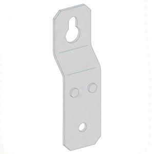 Внешние проушины для крепления к стене навесного комплектного шкафа Prisma Schneider Electric (4шт)