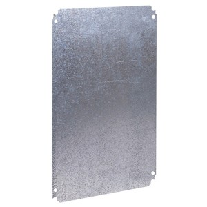 Монтажная плата сплошная для шкафов Schneider Electric серии Thalassa размером 300х400