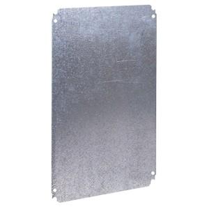 Монтажная плата сплошная для шкафов Schneider Electric серии Thalassa размером 400х600