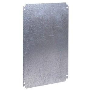 Монтажная плата сплошная для шкафов Schneider Electric серии Thalassa размером 500х400