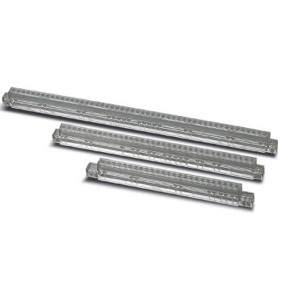 Держатель шины для шкафов АВВ Вasic E с 2/4/6 модулей в ряд (LUC 12 538)