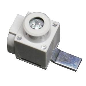 Вводная клемма АВВ штырь боковой ввод сечение кабеля 6-25мм2 наконечник 15х4мм (Ast 25/15QS)