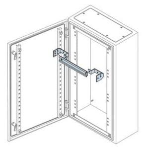 DIN-рейка с крепежом на 14 модулей Д400мм для шкафов АВВ SR