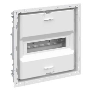 Шкаф внутреннего монтажа АВВ на 12М без двери с винтовыми клеммниками N/PE UK612EB