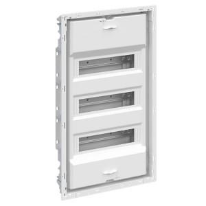Шкаф внутреннего монтажа АВВ на 36М без двери с винтовыми клеммниками N/PE UK636EB