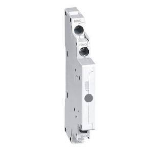 Аварийный контакт для Legrand MPXз с электромагнитным расцепителем 1НО1НЗ