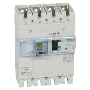 Дифференциальный автомат Legrand DPX3 250 4P 160А тип А селективный 25kA