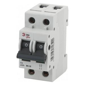 Выключатель нагрузки (мини-рубильник) ВН-32 2P 25A ЭРА Pro (NO-902-95)