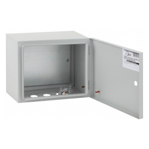 Корпус навесной металлический с монтажной панелью ЭРА ЭКО СТМ ЩМП-02 IP31 (250х300х175)5056306021374