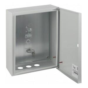 Корпус навесной металлический с монтажной панелью ЭРА ЭКО СТМ ЩМП-04 IP31 (400х300х175)5056306021398
