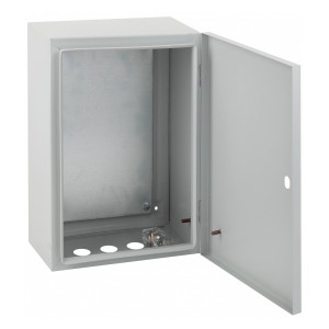 Корпус навесной металлический с монтажной панелью ЭРА ЭКО СТМ ЩМП-07 IP31 (600х400х175)5056306021428