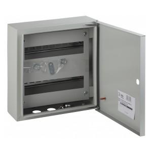 Корпус навесной металлический с DIN-рейками (2х12м)ЭРА ЭКО СТМ ЩРН-24 IP31(330х300х120)5056306021596