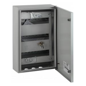 Корпус навесной металлический с DIN-рейками (3х12м)ЭРА ЭКО СТМ ЩРН-36 IP31(480х300х120)5056306021602