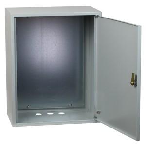 Щит с монтажной панелью ЩМП 270х210х140 IP31 металлический EKF Basic