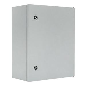 Щит с монтажной панелью ЩМПг 400х300х220 (ЩРНМ-1) IP54 герметичный EKF Basic