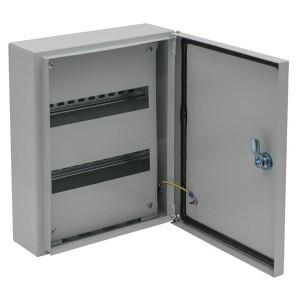 Щит распределительный навесной (2х12м) ЩРН-24 395х310х120 (ЩРН-24) IP54 герметичный EKF PROxima