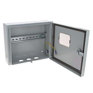 Щит навесной учетный счетчик на дин-рейку ЩУ-1/1-0 (250х300х100) IP54 EKF Basic