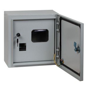 Щит учетный двухдверный ЩУ-1/1-1(310х300х160) IP54 EKF PROxima