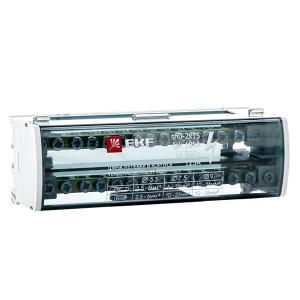 Модульный распределительный блок (кросс-модуль) 2х15 контактов 125A EKF PROxima