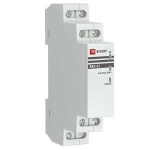 Реле контроля фаз RKF-31 1НО+1НЗ 8А 154-540В 50/60Гц  EKF PROxima