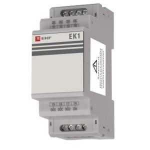 Модуль расширения 4DI/2DO для многофункционального измерителя sm-g33h EKF