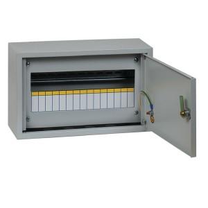 Щит распределительный навесной (1х15м) ЩРН-15 (220х400х120) IP31 EKF PROxima