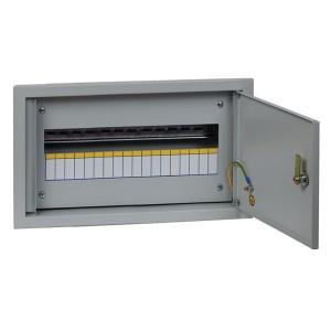 Щит распределительный встраиваемый (1х18м) ЩРВ-18М (260х440х120) IP31 EKF PROxima