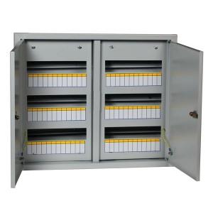 Щит распределительный встраиваемый (2х3х12м) ЩРВ-72 двухдверный (520х605х120) IP31 EKF PROxima