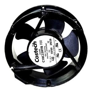 Вентилятор вытяжной DKC 162/187 м3/час, 230 В