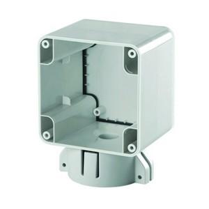Коробка на столб. Монтаж с торца Quadro IP66 DKC
