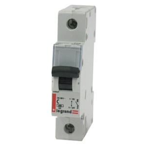 Автоматический выключатель Legrand DX 1-полюсный 50A -1М(тип С) (автомат)