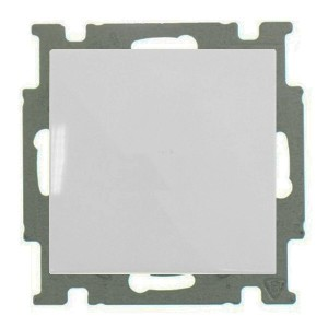 Выключатель ABB Basic 55 цвет белый шале (2006/1 UC-96-5)