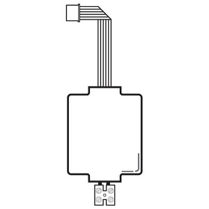 Адаптер для IP сенсорной панели Bticino