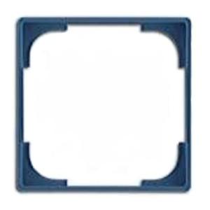 Декоративная накладка  ABB Basic 55 аттик/синий (2516-901)