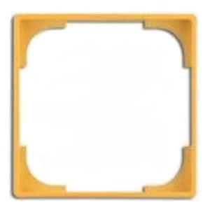 Декоративная накладка  ABB Bacic 55 жёлтый (2516-905)