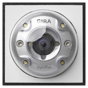 Видеокамера цветная для вызывной панели Gira TX_44 Белый