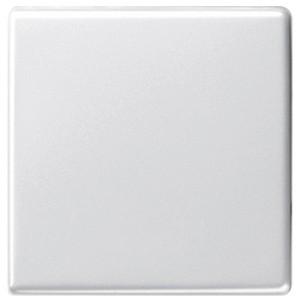 Клавиша 1-ая для выключателей и кнопок System 55+E22 Gira белый глянцевый