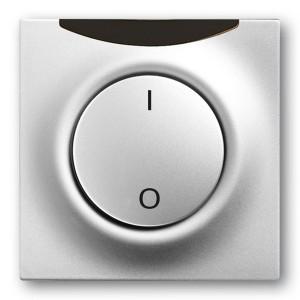ИК-приемник для 6401 U-10x, 6402 U ABB impuls серебристый металлик (6067-783-101)