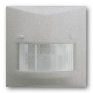 Датчик движения Сенсор-Комфорт 180 ABB impuls серебристый металлик (6800-783-104)