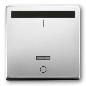 ИК-приемник для 6401 U-10x, 6402 U ABB Pure Сталь (6067-866)